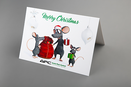 merry christams card